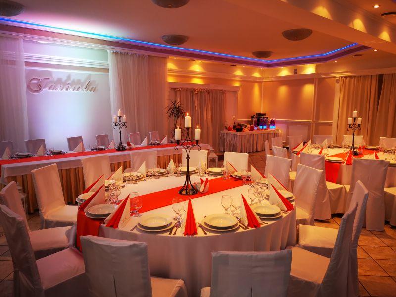 Sala weselna w Bielsku-Białej
